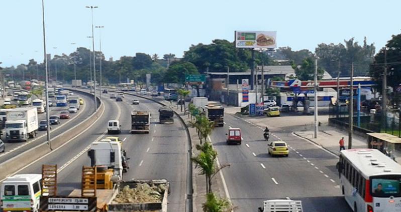 Alugar Painel Rodoviário de Alumínio Cruzeiro - Painel Rodoviário com Lona