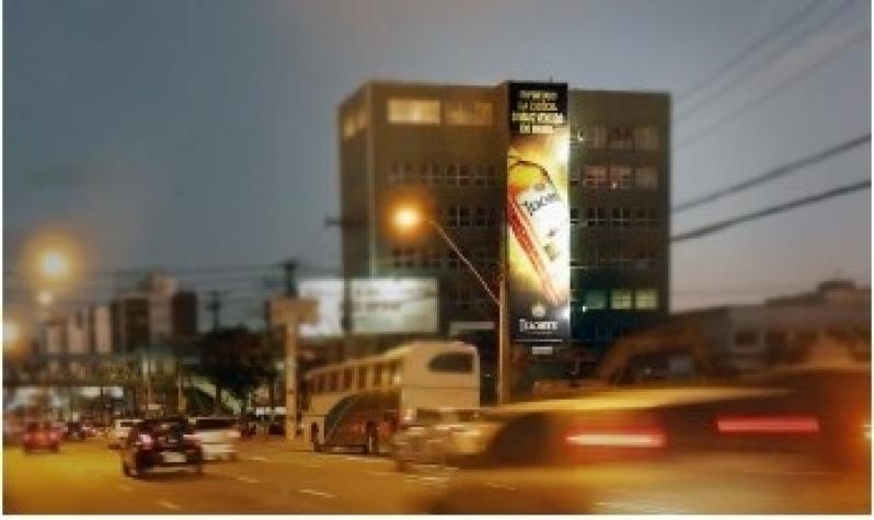 Cotar com Empresa de Empena Publicidade Guarulhos - Empena de Telhado
