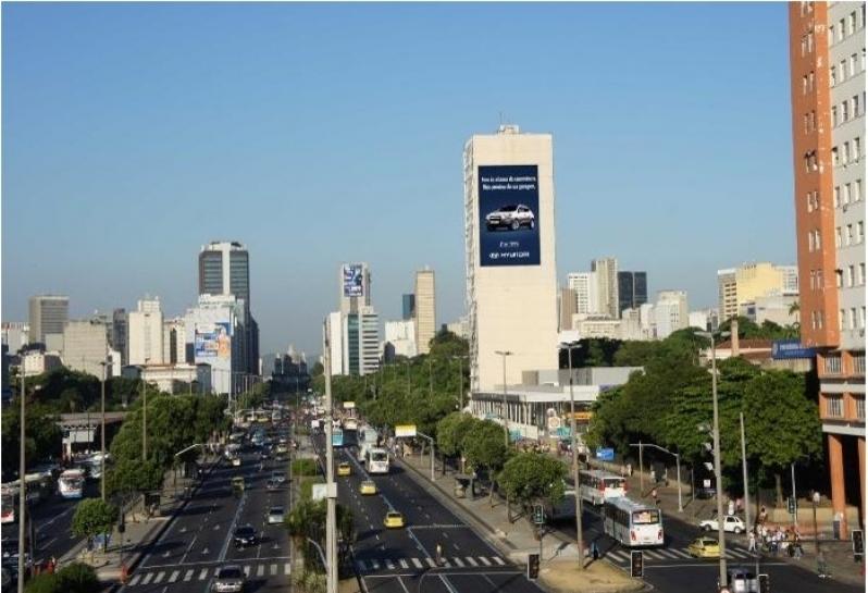 Empena Cobertura Guarulhos - Empena de Edifícios