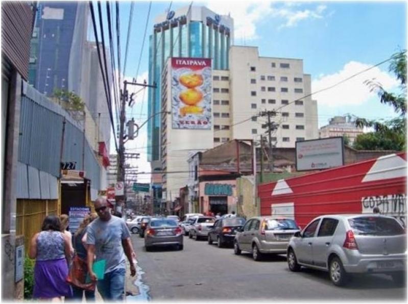 Empenas Cobertura Cruzeiro - Empena de Edifícios