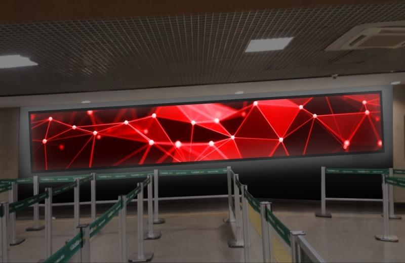 Empresa de Mídia para Aeroporto Presidente Prudente - Publicidade no Aeroporto