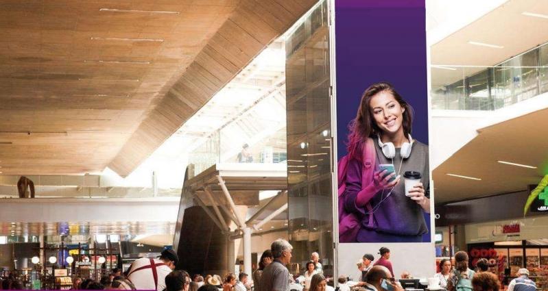 Fazer Anúncio no Painel de Led Grande Vargem Grande Paulista - Painel Led no Aeroporto Internacional de Salvador Ba