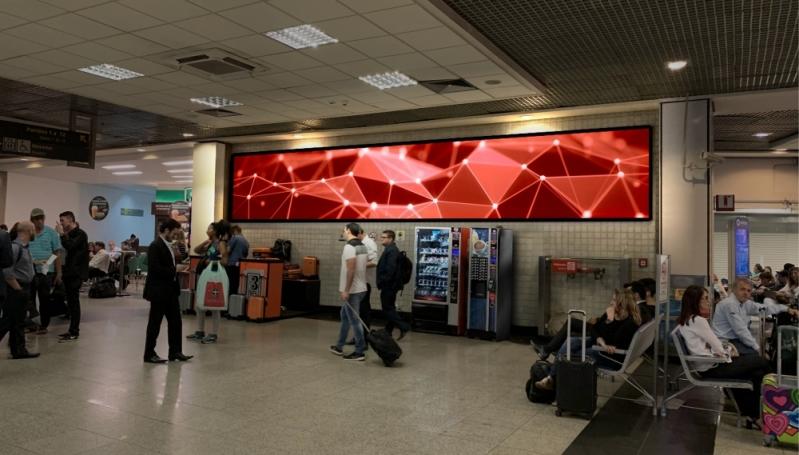 Loja de Mídia para Aeroporto São Caetano do Sul - Publicidade no Aeroporto