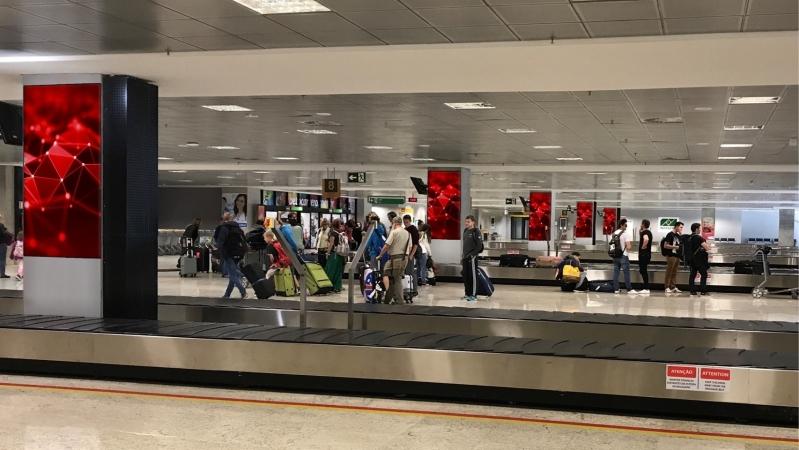 Loja de Painel e Mídia Aeroporto São João da Boa Vista - Publicidade no Aeroporto