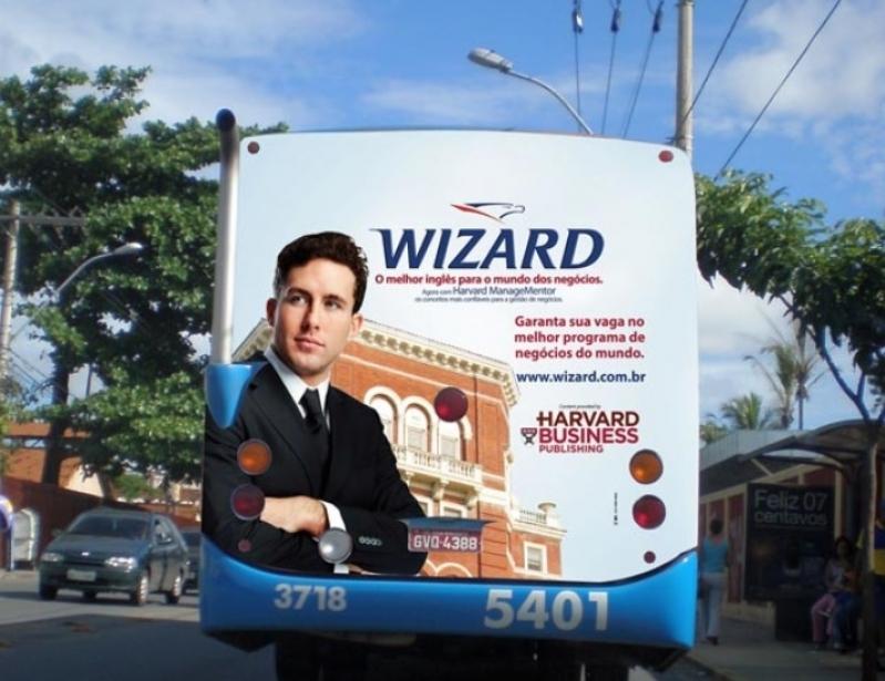 Mídia Busdoor com Back Mídia Busdoor Avaré - Busdoor de Propaganda Rondônia
