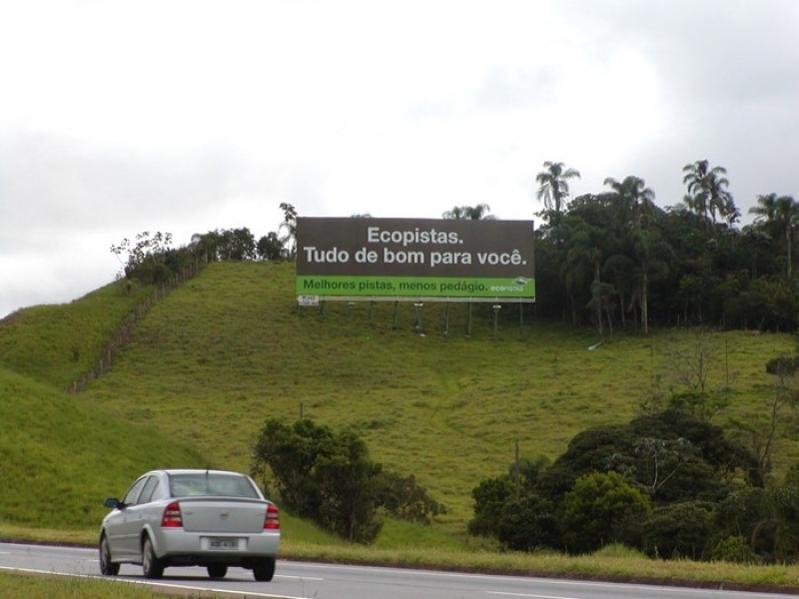 Painéis Rodoviários Publicidade Mogi das Cruzes - Painel para Rodo