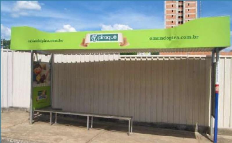 Pontos de ônibus de Publicidade Cotação Diadema - Pontos de ônibus Abrigo em Bauru