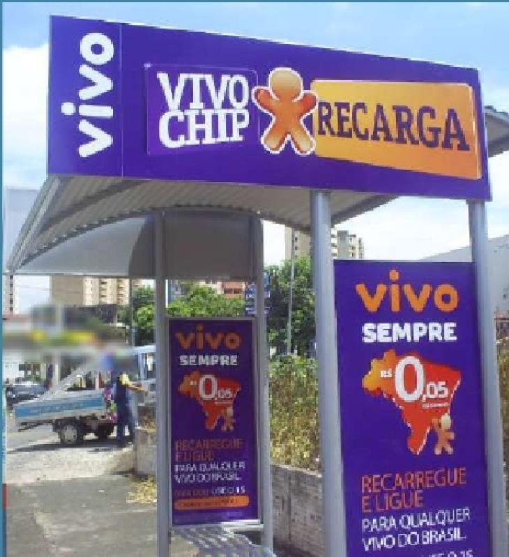 Pontos de ônibus para Propaganda Orçamento São Bernardo do Campo - Pontos de ônibus para Publicidade em Bauru