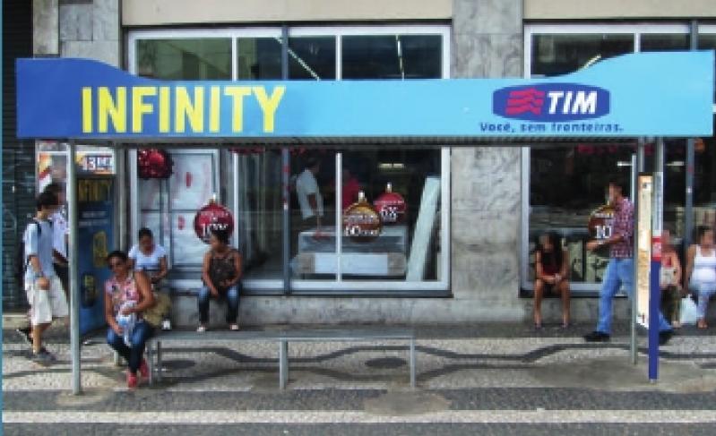 Pontos ônibus para Publicidade Cotação Santos - Pontos de ônibus para Propaganda Guarujá