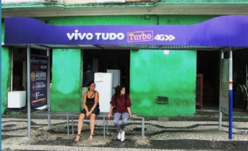 Pontos ônibus para Publicidade Cubatão - Pontos de ônibus Abrigo em Bauru