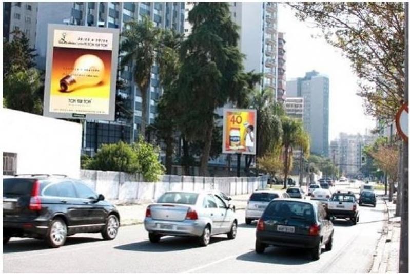 Preço do Front Light para Rodovia Itanhaém - Front Light Painel