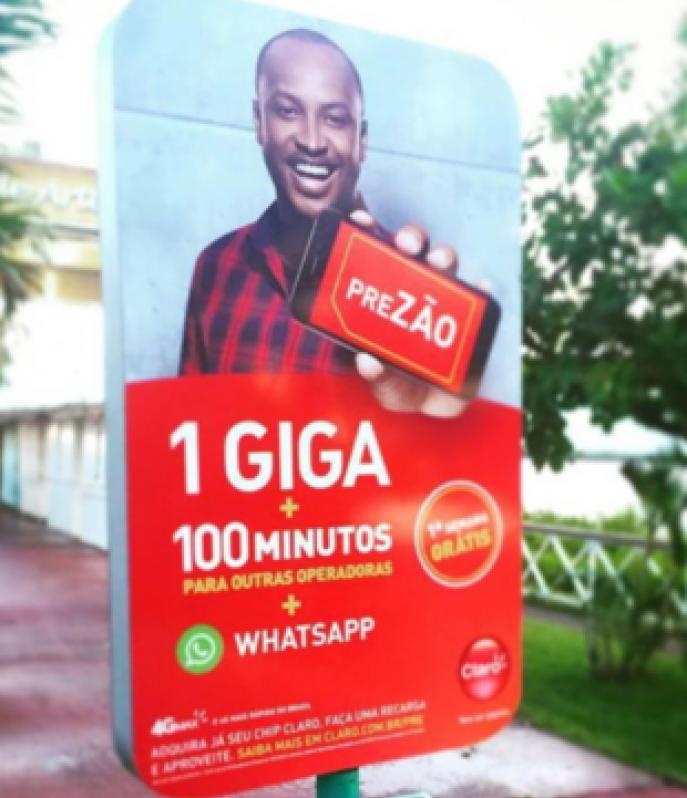 Quanto Custa Totem de Rua com Propaganda Limeira - Totem de Rua Publicidade em Salvador
