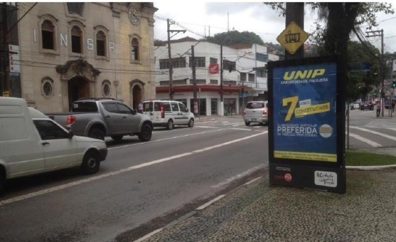 Quanto Custa Totem de Rua de Publicidade Mauá - Totem de Rua de Propaganda de Salvador