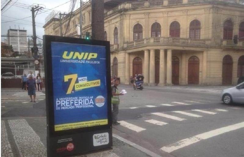 Quanto Custa Totem de Rua Vertical Jaboticabal - Totem de Rua para Publicidade em Salvador