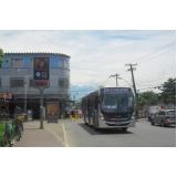 alugar mobiliário urbano de ponto de ônibus Santo André