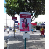 alugar mobiliário urbano de publicidade Porto Ferreira