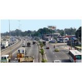 alugar painel rodoviário de alumínio Guarujá
