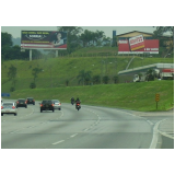 alugar painel rodoviário publicidade Itanhaém