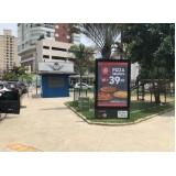 aluguel de mobiliário urbano digital São Caetano do Sul