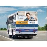 busdoor anúncio Franca