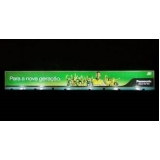 comprar front light banner Pirassununga