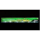comprar front light banner Ferraz de Vasconcelos