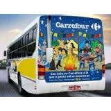 empresa de busdoor para anúncio São José dos Campos