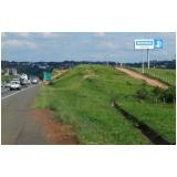 empresa de locação de painel rodoviário Valinhos