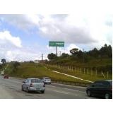 empresa de outdoor rodoviário Santana de Parnaíba
