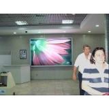 empresa de painel aeroportotuário Araras