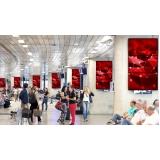 empresa de painel e mídia aeroporto Itapevi