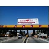 empresa de painel rodoviário com iluminação Santana de Parnaíba