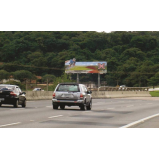 empresa de painel rodoviário com lona Francisco Morato