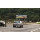 empresa de painel rodoviário com lona Araçariguama