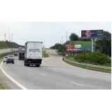 empresa de painel rodoviário locação Barretos