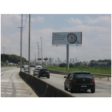empresa de painel rodoviário publicidade São Vicente