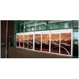 empresa de publicidade em aeroporto Praia Grande