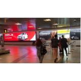 fazer anúncio no painel luminoso de led para propaganda Lençóis Paulista