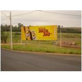 impressão em outdoor rodoviário Santo André