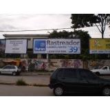 impressão para outdoor de papel Cruzeiro
