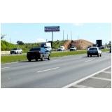 locação de painel rodoviário valores Carapicuíba