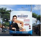 mídia busdoor de campanha Sumaré