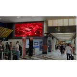 mídia para aeroporto São João da Boa Vista