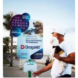 mobiliário urbano publicidade orçamento Cruzeiro