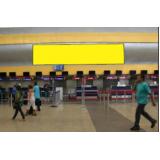 painéis aeroporto São Lourenço da Serra