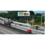 painéis rodoviários Holambra