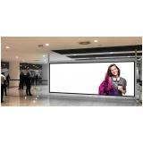 painel led letreiro digital preço Lorena