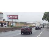 painel rodoviário com iluminação valor Araçatuba