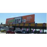 painel rodoviário com iluminação valores Araçariguama