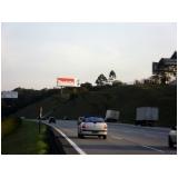 painel rodoviário locação Pindamonhangaba